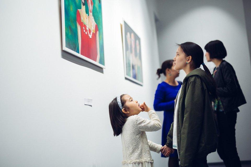 Открытие Esentai Gallery