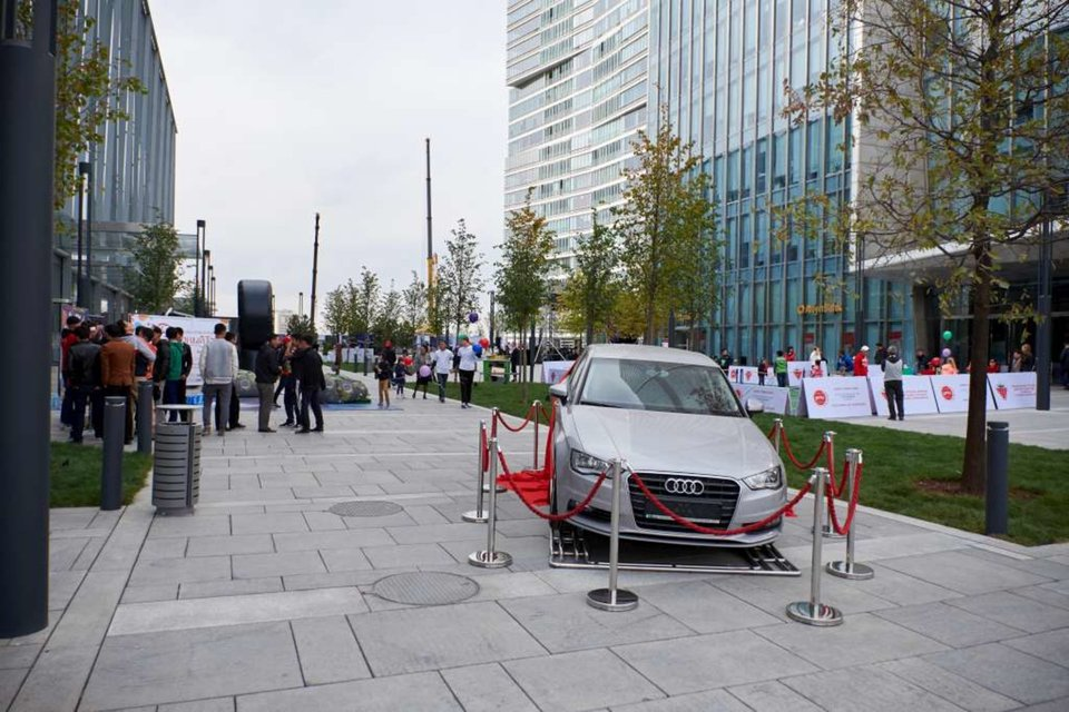 Esentai Lottery - Audi A3