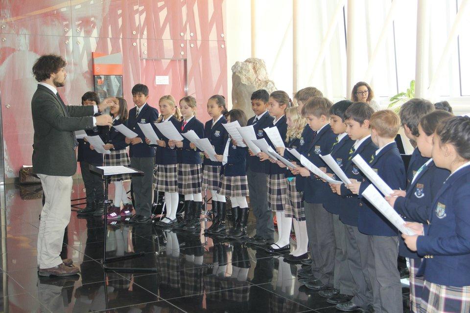 Концерт Haileybury Almaty