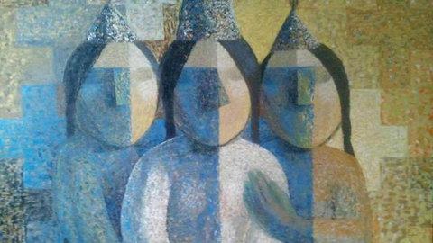 Esentai Gallery: открытие выставки «Со-бытие»