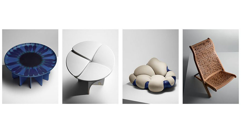 Louis Vuitton: презентация коллекции Objets Nomades с 16 по 26 ноября
