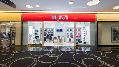 Открытие Tumi